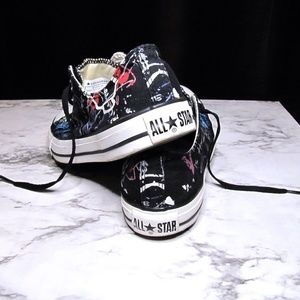 745bad5105c2 Converse Shoes - Converse All Star Unisex Chucks Custom Graffiti